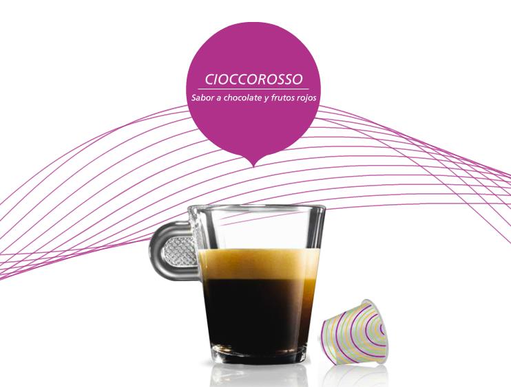 Cioccoroso de Nespresso