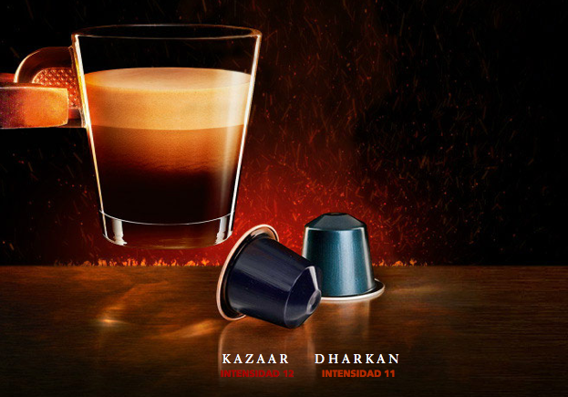 Kazaar y Dharkan