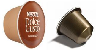 Dolce Gusto vs Nespresso
